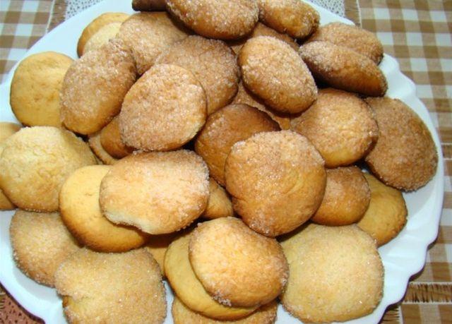 Печенье на скорую руку рецепты на молоке