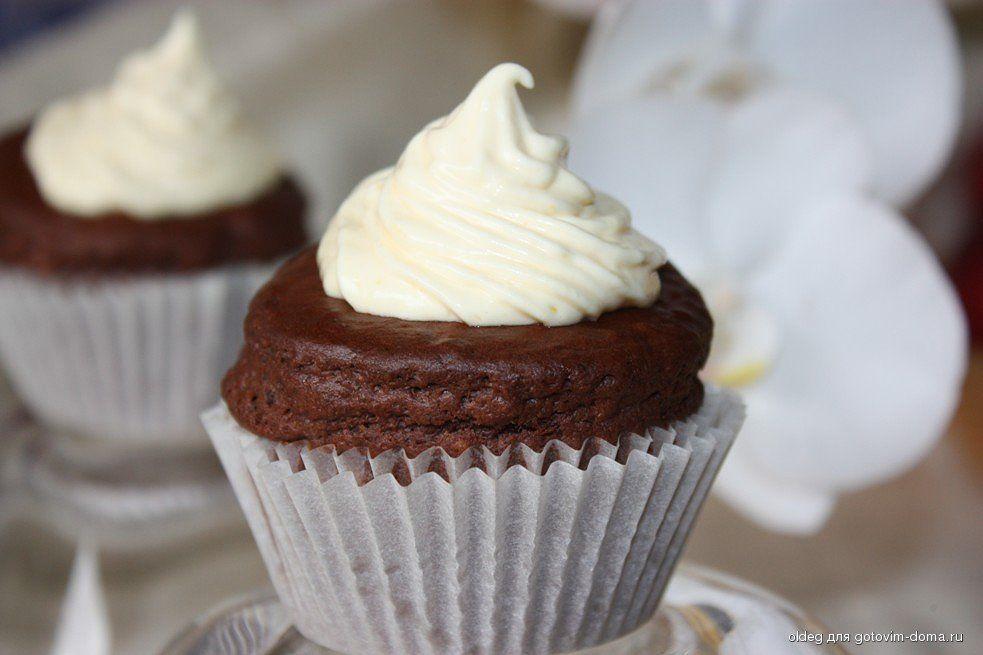 крем для кекса рецепты с фото