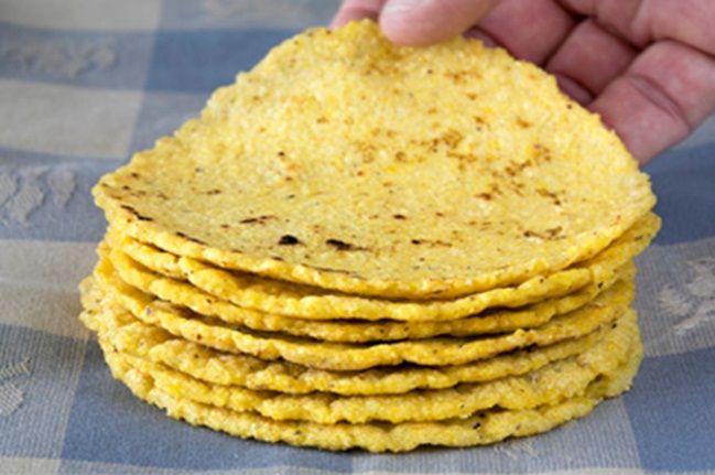 Кукурузная лепешка по-мексикански рецепт пошагово