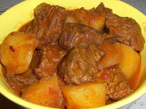 Что приготовить из мяса и картошки рецепт с фото