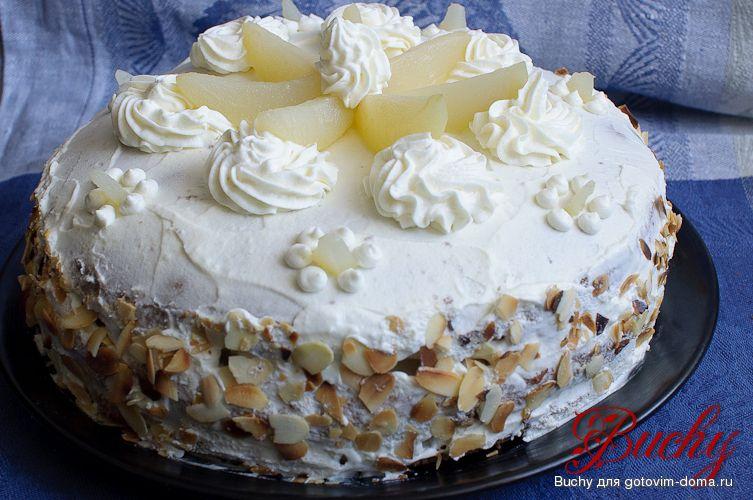 Сливки торт рецепты