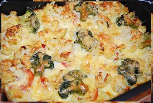 Рецепт блюд из цветной капусты