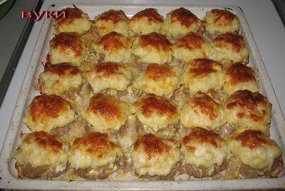 Горячее второе блюдо рецепт с фото #7