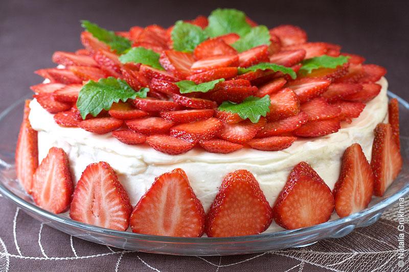 Самый вкусный рецепт торта