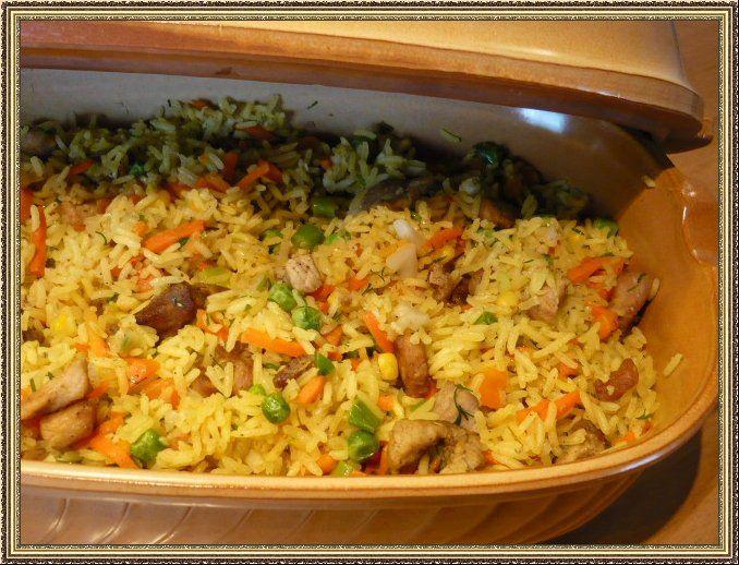 Рецепты блюд из риса пошагово