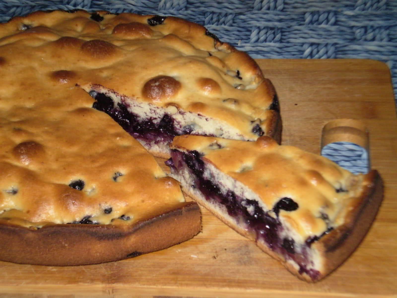 Рецепты пирогов в домашних условиях сладкие