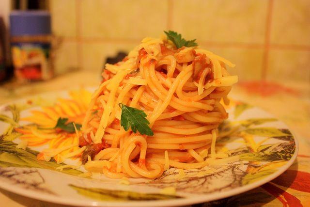 Как вкусно сделать пасту к спагетти - Нева Систем Плюс