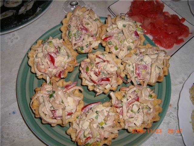Новые вторые блюда на день рождения простые и вкусные рецепты
