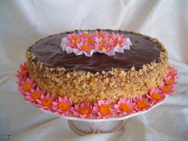Рецепты вкуснейших тортов