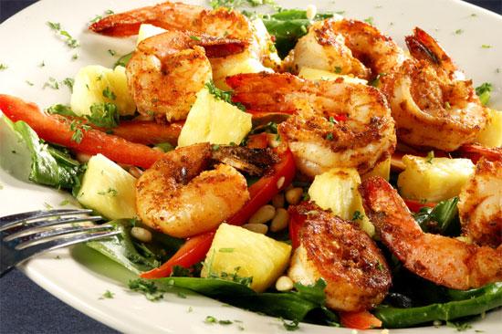 Блюда с морепродуктов рецепты с фото