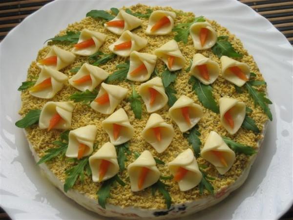 Блюда на день рождения рецепты фото
