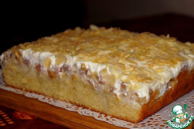 Пирог с грушами поу юлии высоцкой