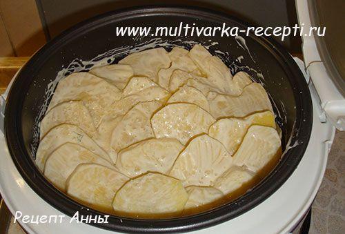 Картошка по-французски рецепт в мультиварке