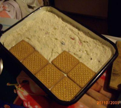 Как сделать пирог из печенья и творога - ЗАО Авто
