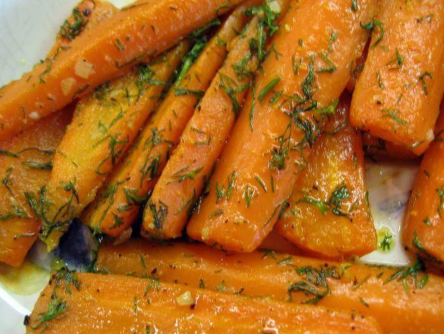 Рецепты из моркови с фото для детей