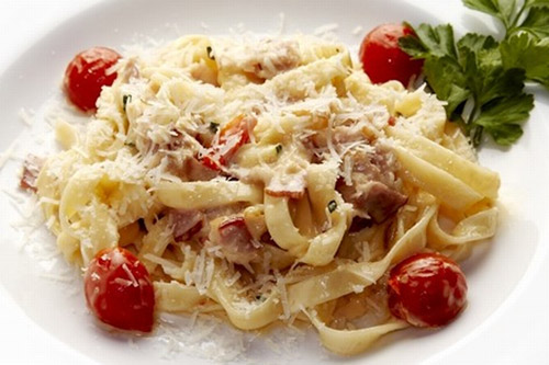 Блюда спагетти рецепты простые и вкусные