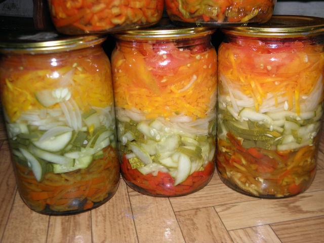 вкусные салаты на зиму рецепты огурцы